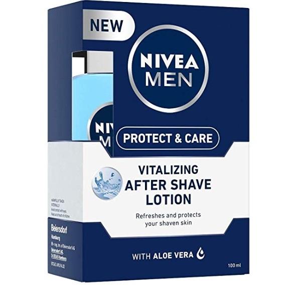 Nivea Men Vitalizing After Shave Lotion