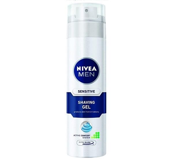 Nivea for Men Sensitive Shaving Gel