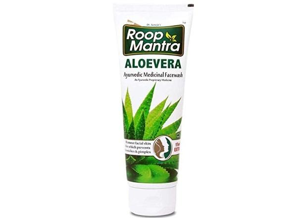 Roop Mantra Herbal Aloe Vera Face Wash