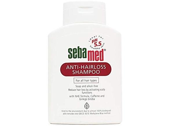 Sebamed Anti-Hairloss Shampoo