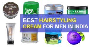 best hair cream for men in india