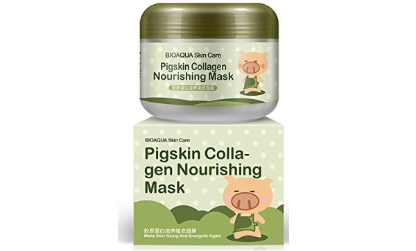 BIOAQUA Collagen Face Mask Hydrating Sleeping Mask