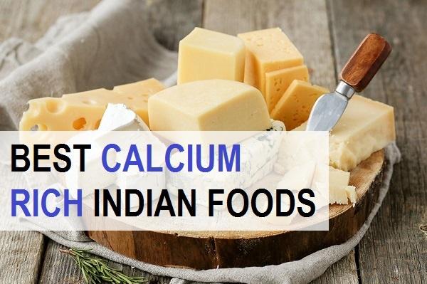 Best Calcium Rich Foods in India