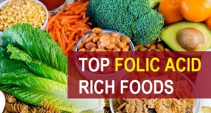 Best Folic Acid Rich Foods in India