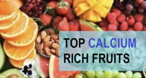 Best calcium rich Rich fruits in India