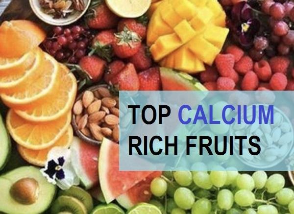 Best calcium rich Rich fruits in India