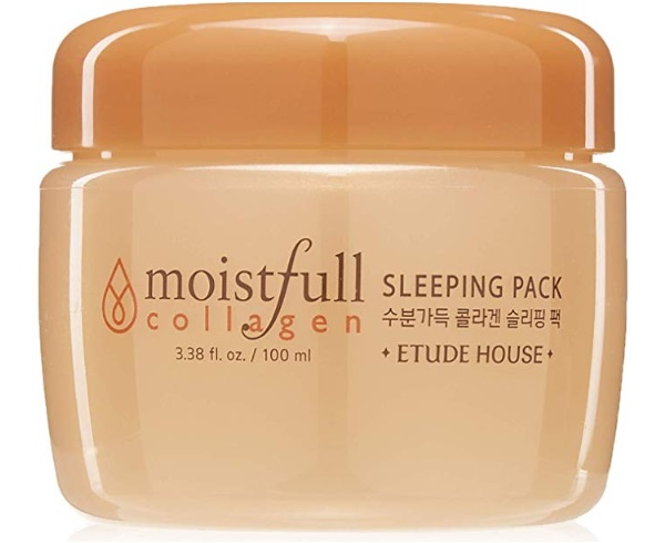 Etude House 2015 New Moistfull Collagen Sleeping Pack