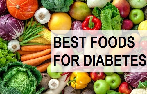 best foods for diabetes vegetarian