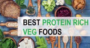 best protein rich vegetarian foods in india