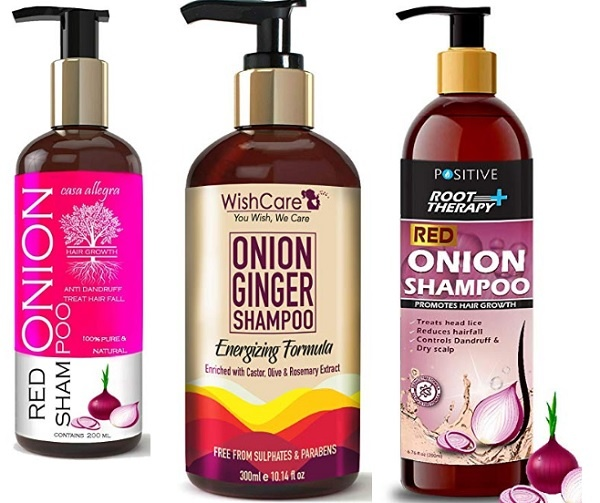 10 Best Onion Shampoo in India