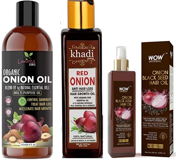 Best Onion Hair Oil in India