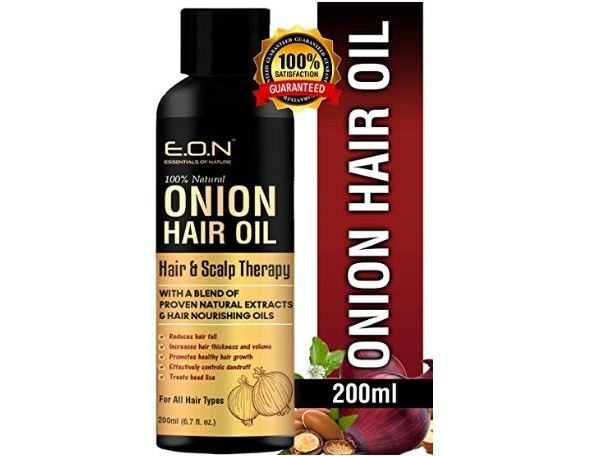 Essentials of Nature Onion Hair Oil