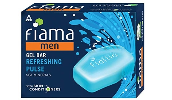 Fiama Di Wills Men Refreshing Pulse Gel Bar