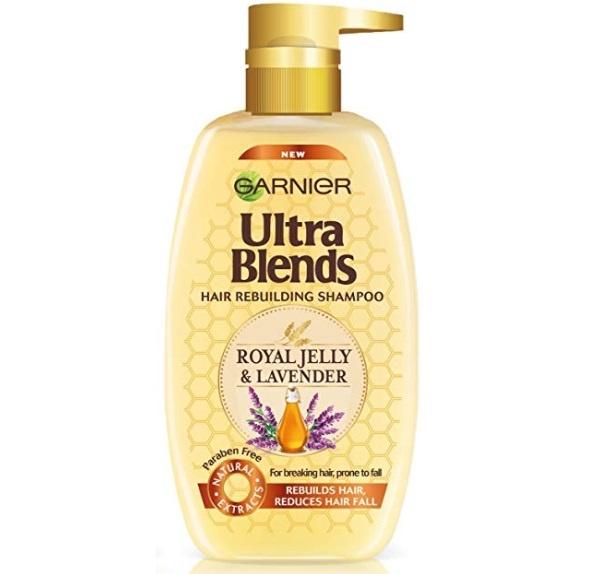 Garnier Ultra Blends Royal Jelly Shampoo