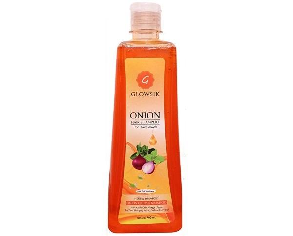 Glowsik Onion Shampoo