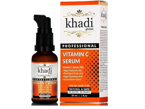 Khadi Global Vitamin C Serum