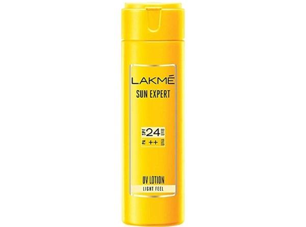 Lakme Sun Expert SPF 24 PA Fairness UV Sunscreen Lotion