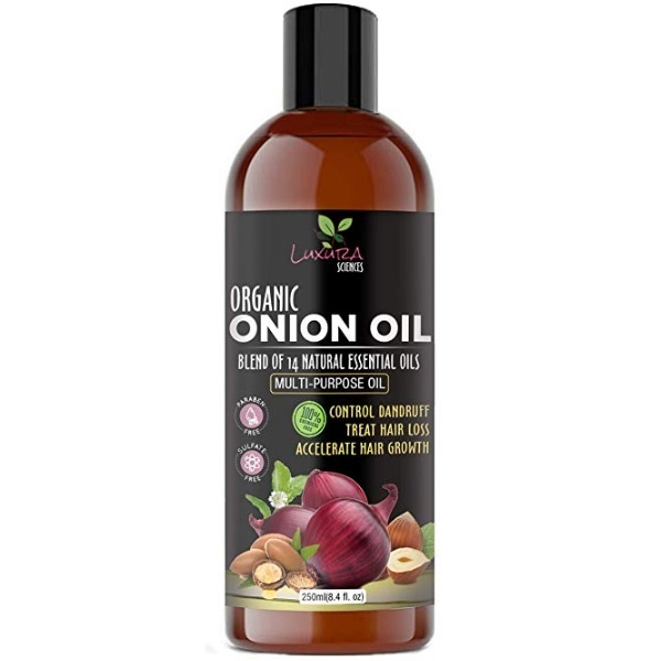 Luxura Sciences Onion Hair Oil