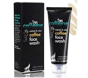 MCaffeine Naked & Raw Coffee Face Wash