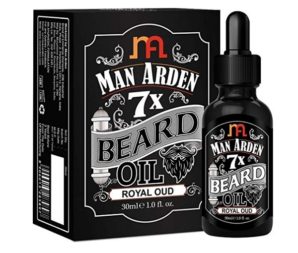 Man Arden 7X Beard Oil