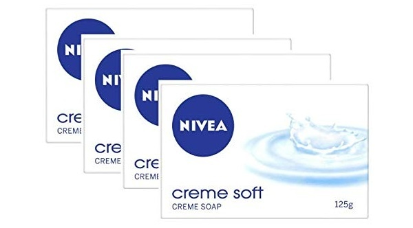 Nivea Cream Soft Bathing Soap