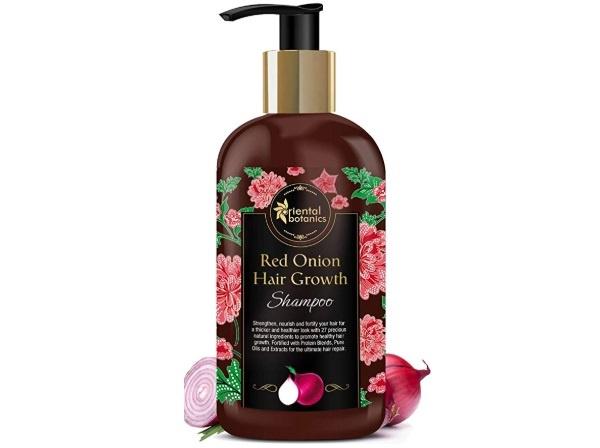 Oriental Botanics Red Onion Hair Growth Shampoo