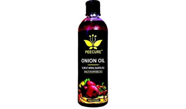 Peecure Onion Hair Growth Oil