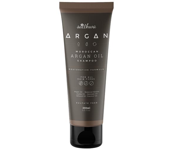 argan oil everyday shampoo