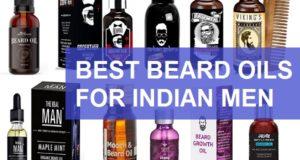 best beard oils for men in india