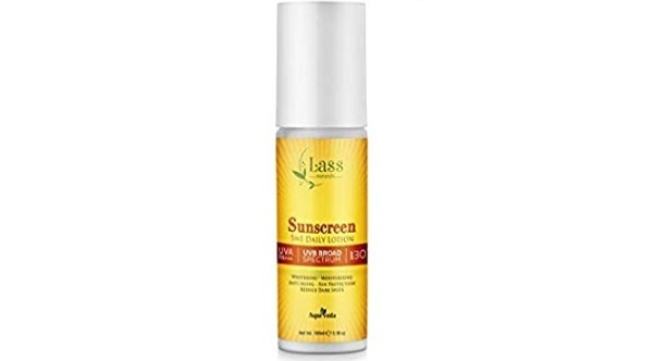 Lass Naturals Sunscreen 5-in-1 Daily Lotion SPF 30+