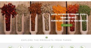 satvyk online organic food store
