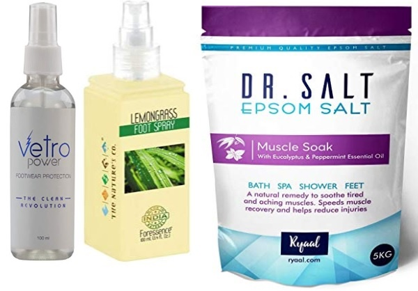 Best Products to Treat Foot Odor