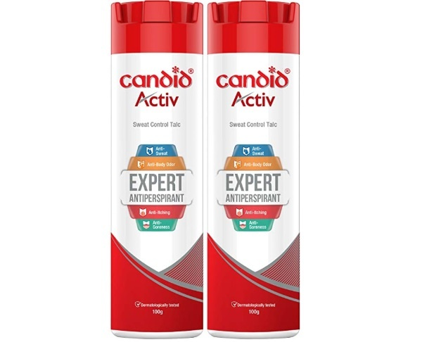 Candid Active Sweat Control