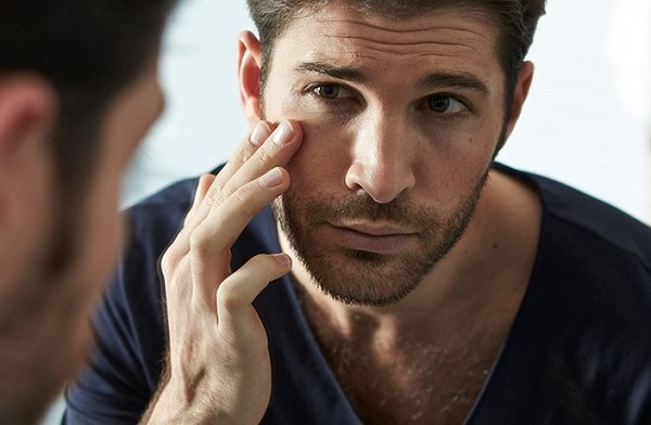 Home remedies for dark circles in Men