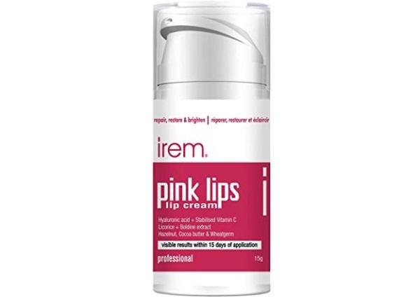 Irem Pink Lips Lip Balm for Smokers