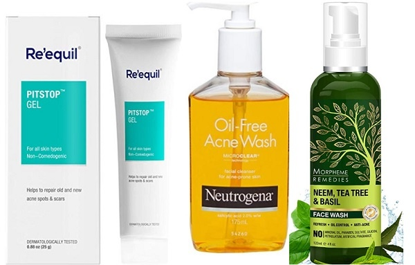 7 Best Acne Treatment Products For Indian Men With Oily Skin 2019