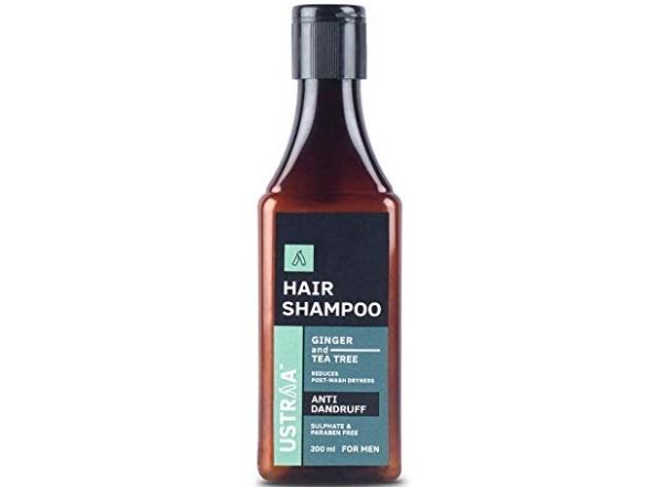 Ustraa Anti Dandruff No Parabens and Sulphate Shampoo