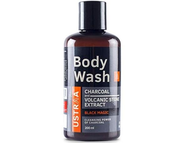 Ustraa Body Wash Black Magic
