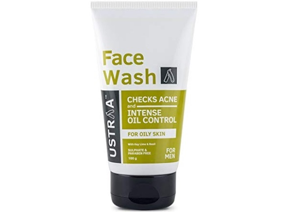 Ustraa Face Wash for Oily Skin (Acne and Oil Control)