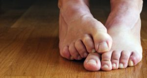 homeremedies for mens smelly feet