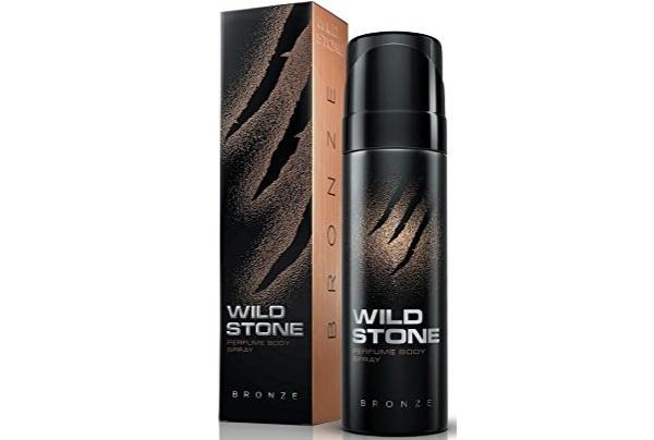 Wild Stone Bronze Deodorant