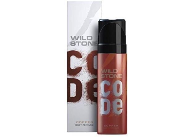 Wild Stone Code Copper