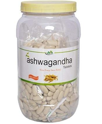 Jain Ashwagandha Tablets