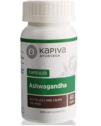 Kapiva Ashwagandha Capsules