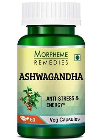 Morpheme Remedies Ashwagandha Capsules