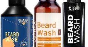 Best Beard Shampoos in India for Men