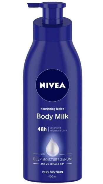 Nivea Nourishing Lotion Body Milk for Very Dry Skin