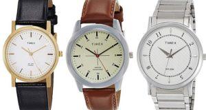 Best Timex Watches Below 1000 Rupees